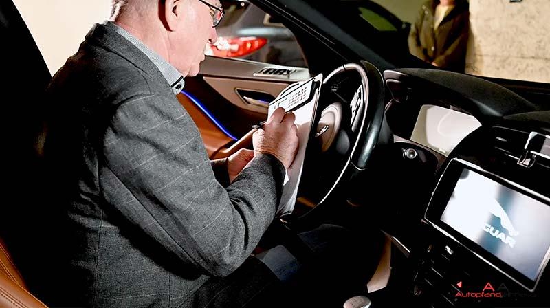 Wie funktioniert ein Autopfandkredit