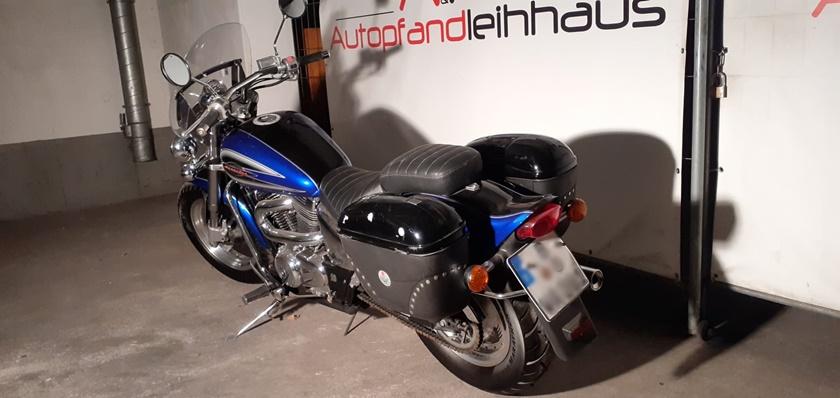 A&A Autopfandleihhaus 6022 Suzuki VZ800 6